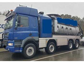 DAF  - شاحنة الشفط