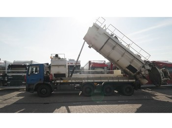 Ginaf M 4243-TS 8X6 TIPPER VACUUM AND HIGH PRESSURE - vacuum truck
