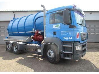 MAN TGS 26 320 - شاحنة الشفط