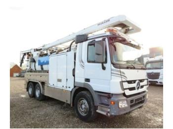 MERCEDES ACTROS MULLER - شاحنة الشفط