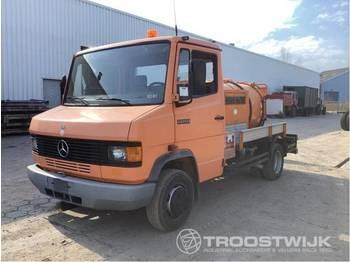 Mercedes-Benz 609D - شاحنة الشفط