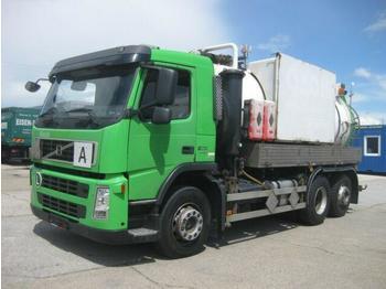 Vacuum truck  Volvo - FM9.300 SAUG/DRUCK/GGVS/KIPPEN FABOK
