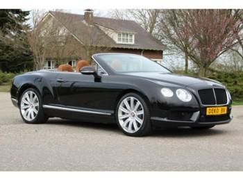 Bentley Continental GTC 2012 V8!!36TKM!!MULLINER SPECS!! - auto