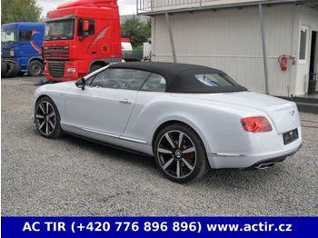 Bentley Continental GTC V8S Mulliner /NAIM SOUND/ACC  - auto