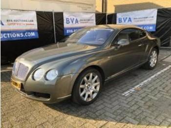 Bentley Continental GT 6.0 W12 Automaat - auto