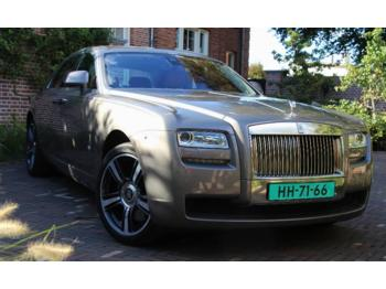 Rolls Royce Ghost 6.6 V12 Head-up/21Inch / Like New!  - auto