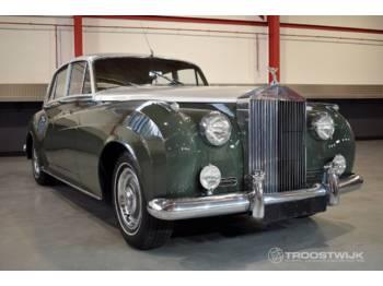 Rolls-Royce Silver Cloud I LHD 4.9 Liter Inline 6 - auto