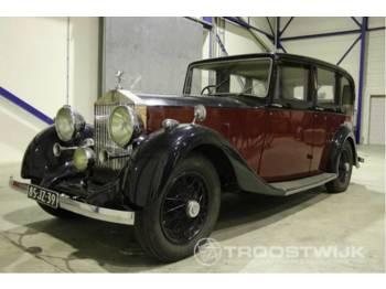 Rolls-Royce saloon 25/30 - auto