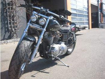 Harley-Davidson 1200 XL Sportster Sporty Umbau tief  - mootorratas