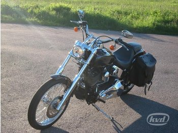 Harley-Davidson FXSTDI Motorcykel -05  - mootorratas