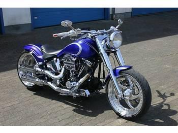 Harley-Davidson Fatboy Fat Boy Custom  - mootorratas