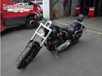 Harley Davidson Softail Breakout  - mootorratas