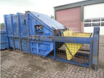 هيكل شاحنة القمامة N2967 Vuilnis pers container