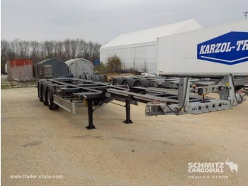 Naczepa Fliegl Containerchassis Standard