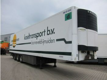 Lamberet  Carrier Vector 1800Mt Bi-Multi-Temp BPW Disc  - naczepa chłodnia
