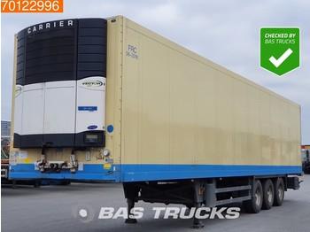 Naczepa chłodnia Schmitz Cargobull Carrier Vector 1850 Doppelstock Liftachse