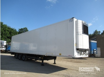 Schmitz Cargobull Reefer multitemp Double deck - naczepa chłodnia