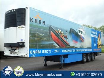 Naczepa chłodnia Schmitz Cargobull SKO 24 CARRIER saf 2x liftaxle