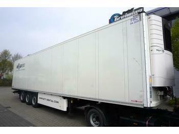 Naczepa chłodnia Schmitz Cargobull SKO 24/L - 13.4 FP 60 Cool, Doppelstock