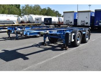 LAG O-2-3201 - naczepa kontenerowiec/ system wymienny