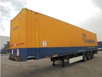 Naczepa kontenerowiec/ system wymienny Schmitz Cargobull Gotha SCF 24 G LIGHT