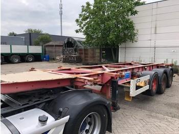 Van Hool 3B0049 CONTAINER TRANSPORT - 20/30 ft. - ADR - BELGIUM TRAILER - naczepa kontenerowiec/ system wymienny