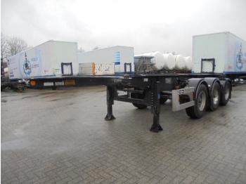 Naczepa kontenerowiec/ system wymienny Van Hool 3B 0070 ADR