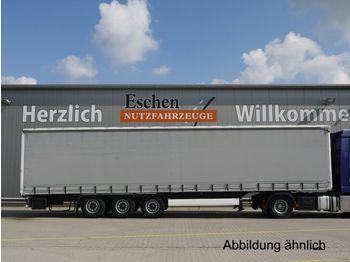 Naczepa plandeka Krone Schiebeplane, Edscha, Luft/Lift: zdjęcie 1