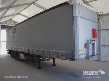 Schmitz Cargobull Curtainsider Standard - naczepa plandeka