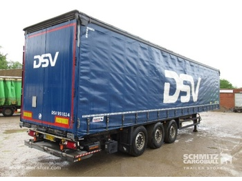 Schmitz Cargobull Curtainsider Standard Taillift - naczepa plandeka