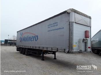 Schmitz Cargobull Curtainsider Varios - naczepa plandeka
