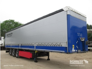 Schmitz Cargobull Curtainsider coil - naczepa plandeka