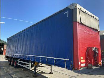 Schmitz Cargobull S01 | 2x SAF LIFTACHSE | HUBDACH | LBW Dhollandi  - naczepa plandeka