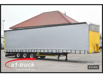 Naczepa plandeka Schmitz Cargobull S01 Megatrailer, Kilometer 212.684 HU 02/2021