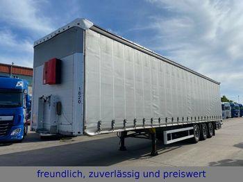 Schmitz Cargobull * S01 * PR.PL * LIFT ACHSE * COILMULDE *  TÜV *  - naczepa plandeka