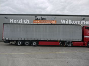 Schmitz Cargobull S01 Pritsche/Plane, Tautliner, Safety Roof  - naczepa plandeka