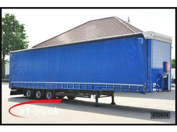 Naczepa plandeka Schmitz Cargobull S01 Varios, Code XL, DC 9.5, verzinkt, 259633 Km: zdjęcie 1