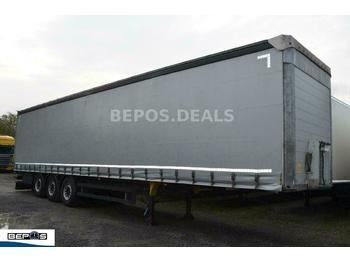 Schmitz Cargobull SCS 24/L - 13.62 EB Getränke-LaSI-XL-2x Liftachs  - naczepa plandeka