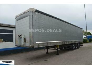 Leasing Schmitz Cargobull SCS 24/L - 13.62 EB Getränke-LaSI-XL-2x Liftachs  - naczepa plandeka