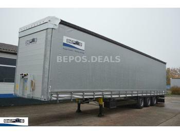 Leasing Schmitz Cargobull SCS 24/L - 13.62-VARIOS-MEGA-  - naczepa plandeka