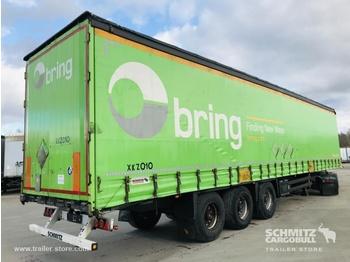 Schmitz Cargobull Semitrailer Curtainsider Standard - naczepa plandeka