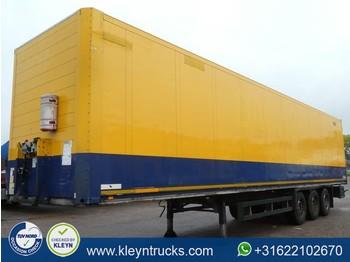 Naczepa zamknięte nadwozie Schmitz Cargobull DOPPELSTOCK
