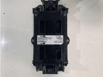 RENAULT Magnum Knorr Bremse EBS7 ECU - řídicí blok