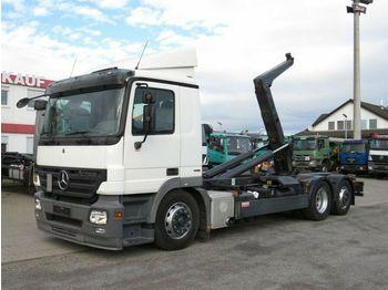 Hákový nosič kontajnerov Mercedes-Benz Actros 2541 L6x2 Abrollkipper Meiller