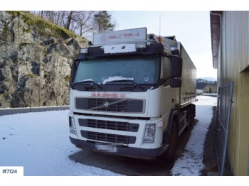 Volvo FM12.460 - cisternové vozidlo