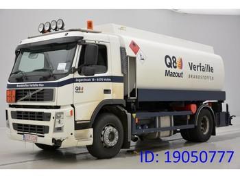 Cisternové vozidlo Volvo FM9.260