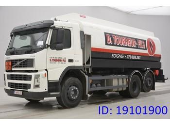 Cisternové vozidlo Volvo FM 340 - 6x2