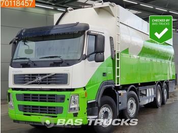 Volvo FM 400 8X2 Silo Lift+Lenkachse 11-Comp Compressor Euro 4 - cisternové vozidlo