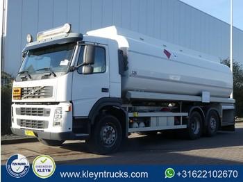 Volvo FM 9.340 24400l 4 comp. fuel - cisternové vozidlo