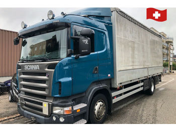 Scania R440  LB 4x2  - plachtový nákladní auto